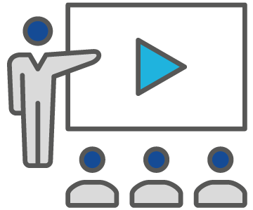 Onsite training icon