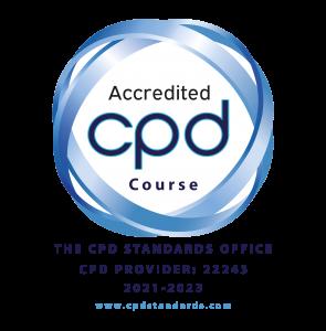 CPD Provider Logo Course - 22243